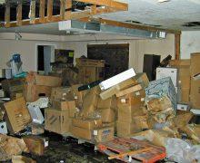 Почистване и изхвърляне на отпадъци