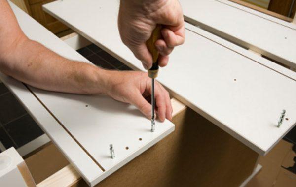 Демонтаж и монтаж на обемисти мебели